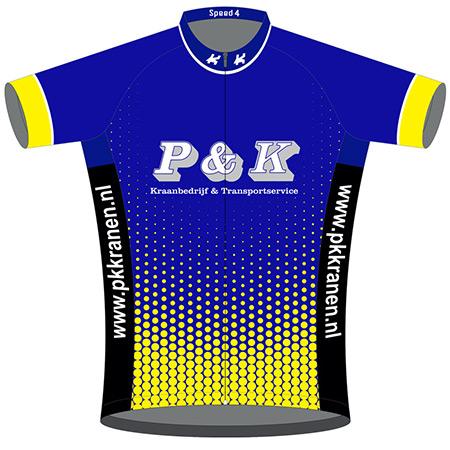 KCC Custom Teamkleding voor bedrijven portfolio