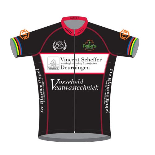 KCC Custom Teamkleding portfolio fietsgroepen