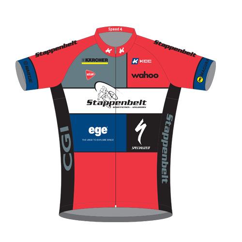 KCC-Custom Teamkleding Stappenbelt MTB Team 2019