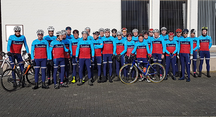 KCC Custom Teamkleding TC Keiaosers