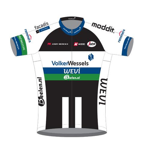 KCC-Custom Teamkleding Volker Wessels Merckx Team 2018