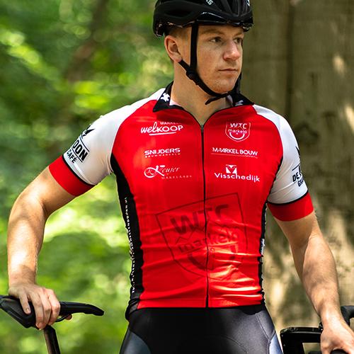 KCC Custom fietskleding voor verenigingen