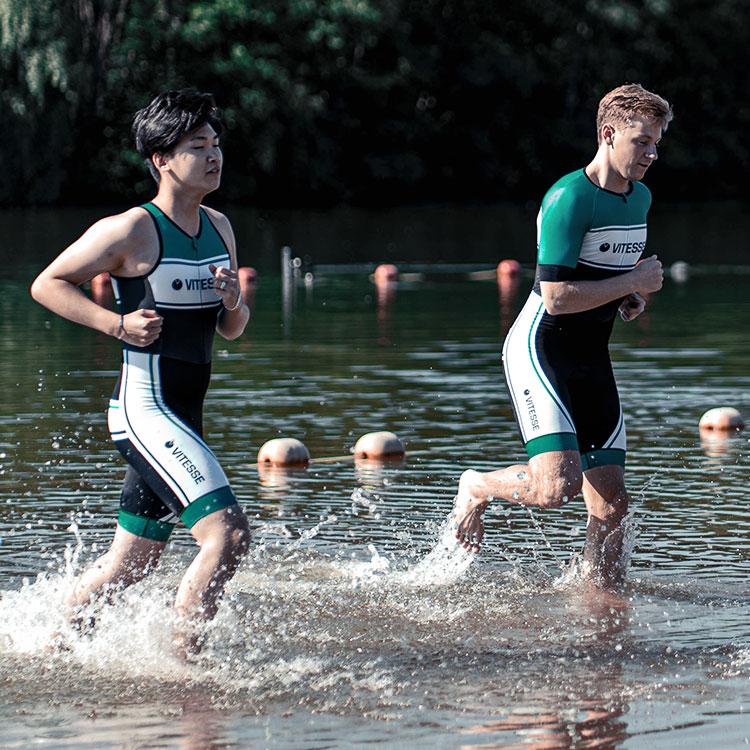 KCC Custom Teamkleding voor triathlon