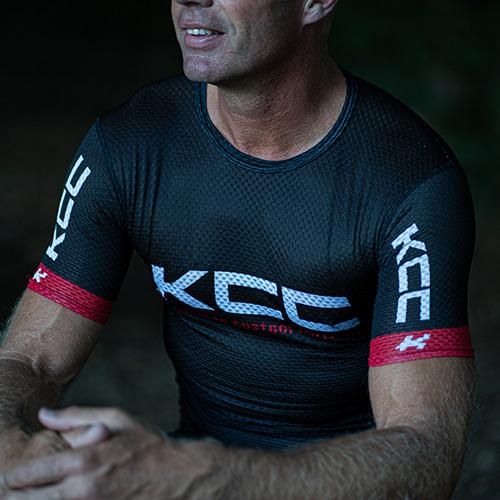 KCC Custom Bedrukt ondershirt