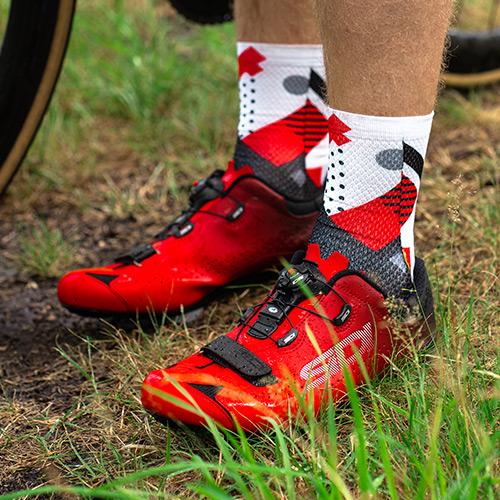 KCC Custom Teamkleding sokken