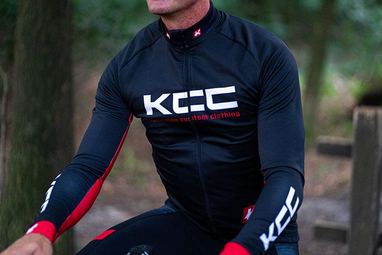 KCC All weather shirt lange mouw