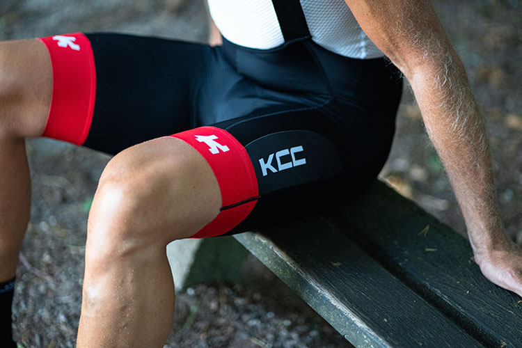 KCC Cyclo fietsbroek