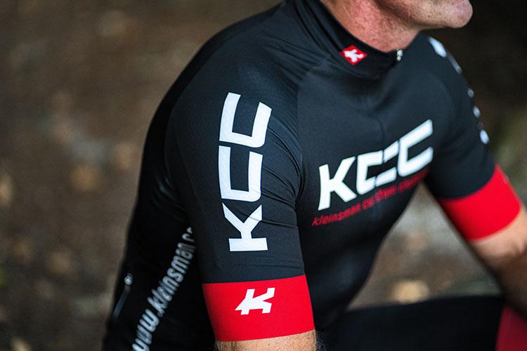KCC fietsshirt