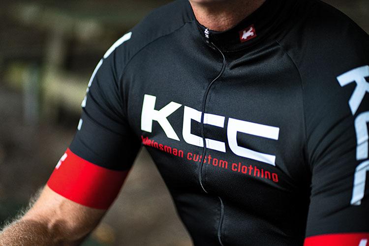 KCC Cyclo fietsshirt