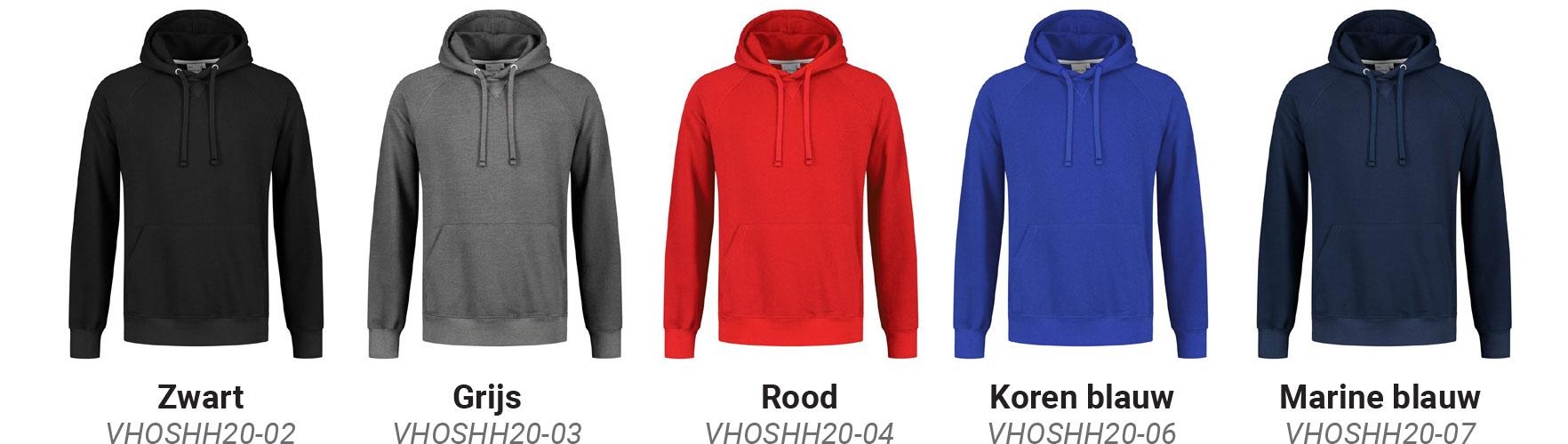 KCC Custom vrijetijdskleding hoodie
