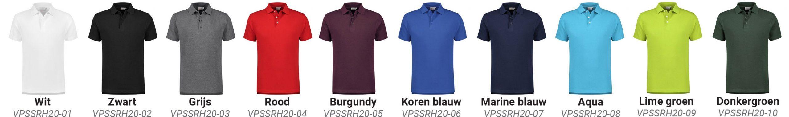 KCC Vrijetijdskleding Polo shirts