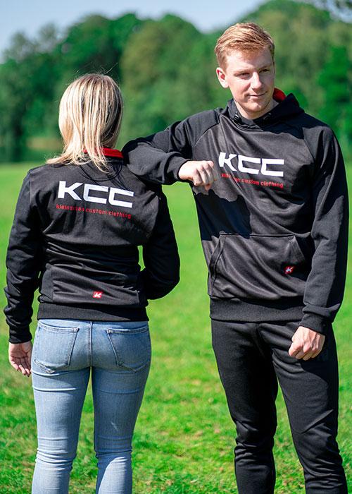 KCC Custom vrijetijdskleding
