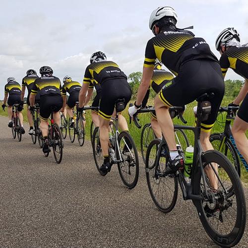 KCC fietskleding TC Heerde
